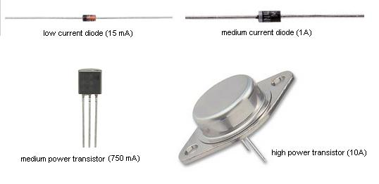Diode Keying Systems