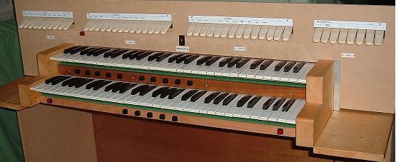 Prog Organ - a Virtual Pipe Organ